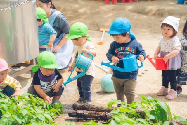 松山市立中須賀保育園の画像・写真